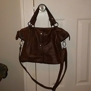 Handbags - Large Brown Bag it has MK hang tag